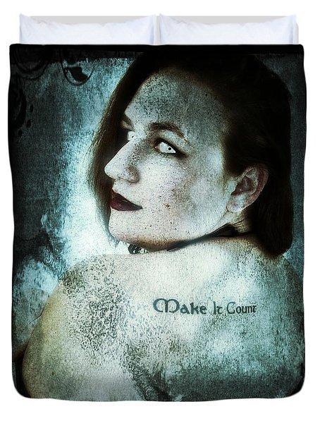 Mona 1 Duvet Cover