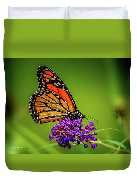 Monarch #1 Duvet Cover