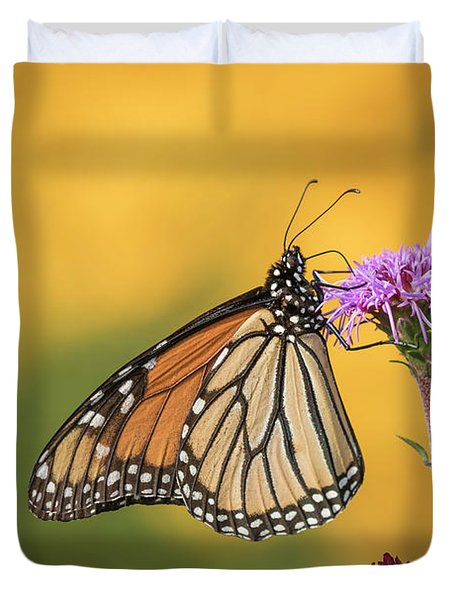 Monarch 2016-3 Duvet Cover