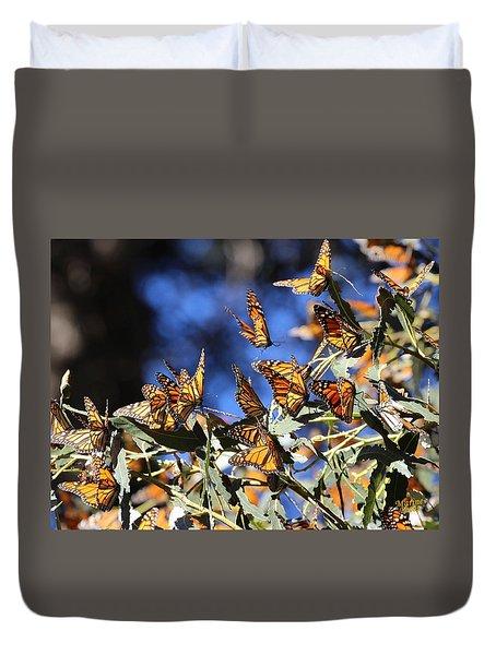 Monarch Active Cluster Duvet Cover