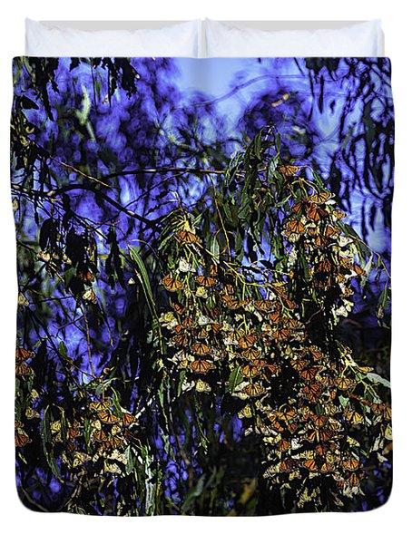 Monchard Cluster Duvet Cover