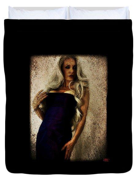 Monique 2 Duvet Cover by Mark Baranowski