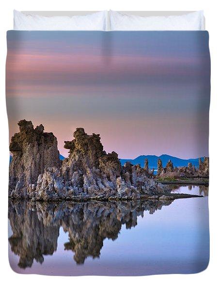 Mono Lake #2 Duvet Cover