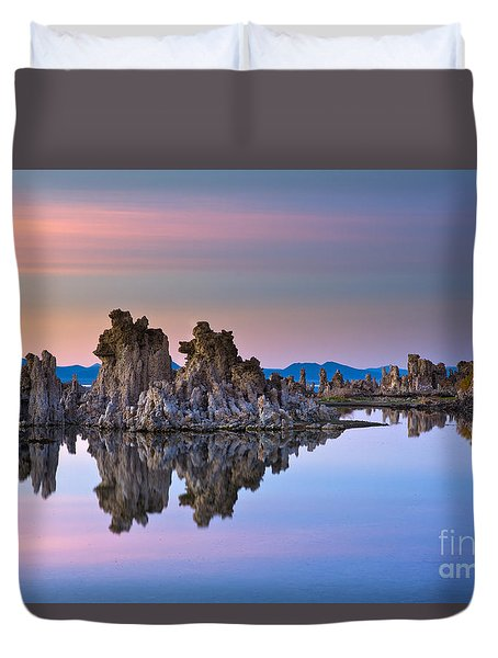 Mono Lake #2 Duvet Cover