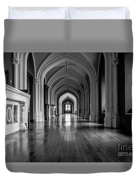 Mono Melleray Corridor Duvet Cover
