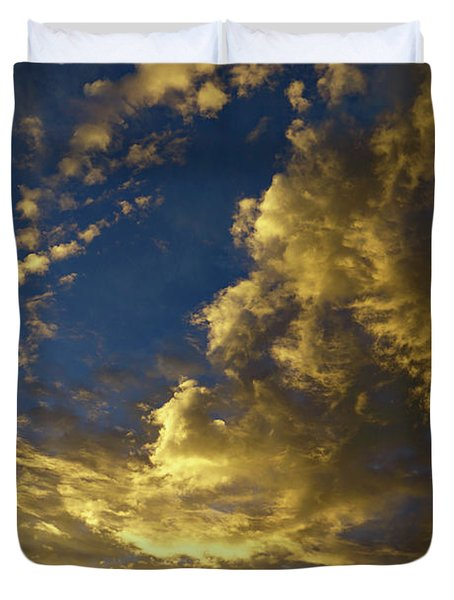 Monsoon Warmth Duvet Cover