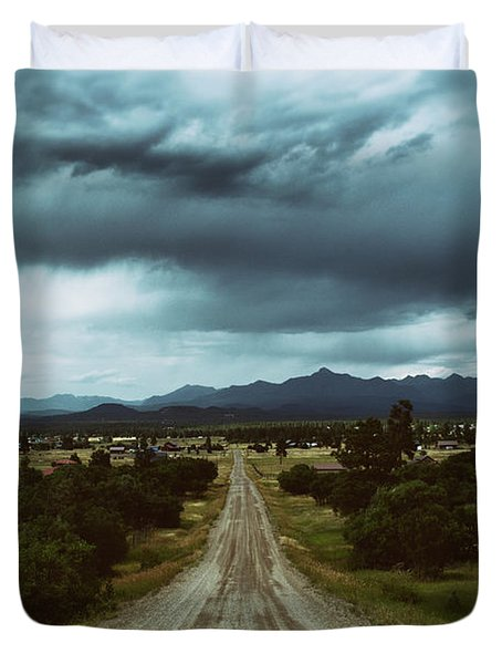 Monsoons From The Meadows Duvet Cover