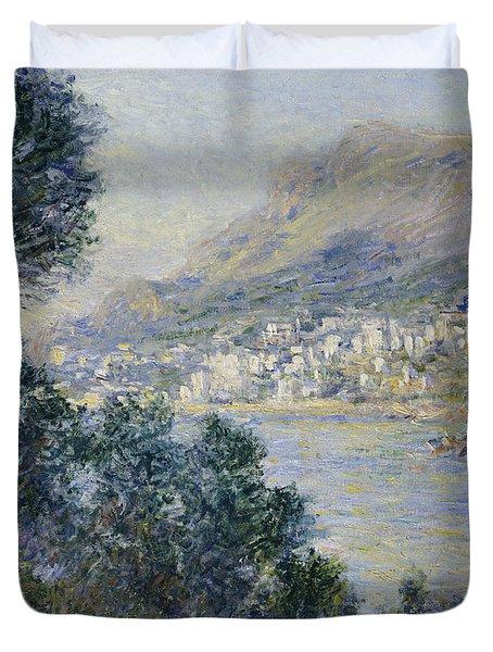 Monte Carlo Duvet Cover