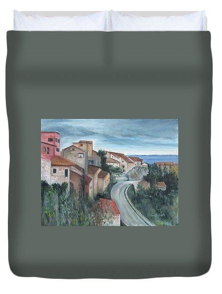 Montepulciano Duvet Cover