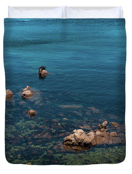 Monterey Duvet Cover by Martina Thompson