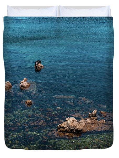 Monterey Duvet Cover