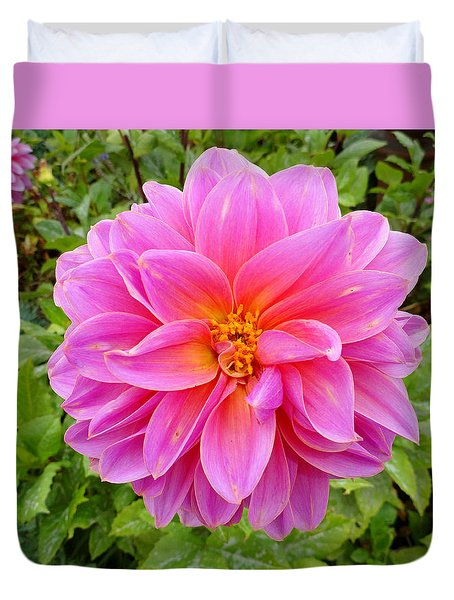 Monterey Pink Duvet Cover