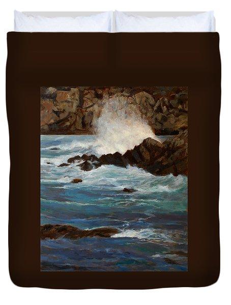 Monterey Wave #1 Duvet Cover