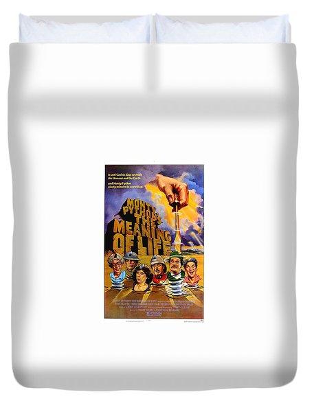 Monty Python Duvet Cover