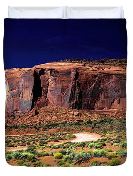 Monument Valley 1 Duvet Cover