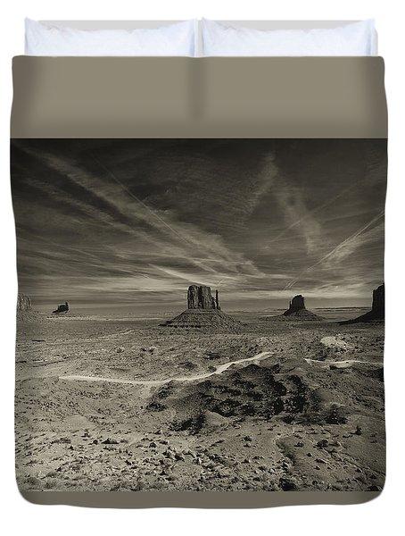 Monument Valley 2 Duvet Cover