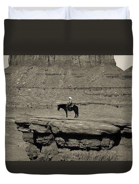 Monument Valley 4 Duvet Cover