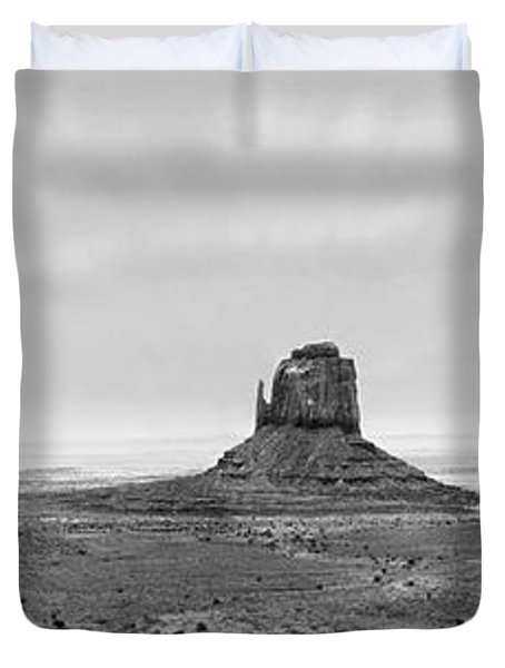 Monument Valley Duvet Cover by Mike McGlothlen