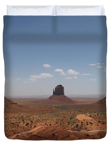 Monument Valley Navajo Park Duvet Cover
