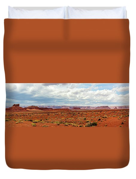 Monument Valley, Utah Duvet Cover