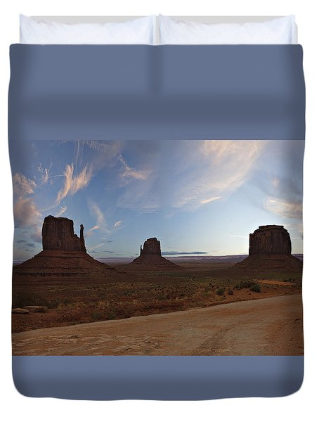 Monumental Duvet Cover