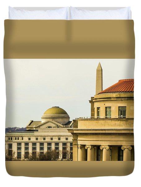 Monumental Duvet Cover