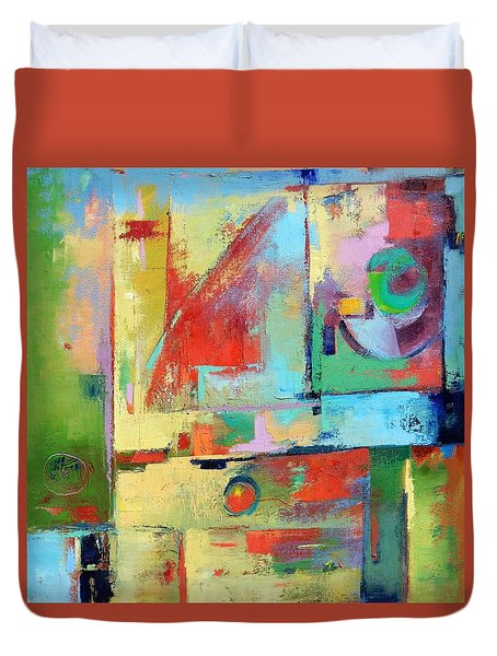 Mood Swing Duvet Cover by Gary Coleman