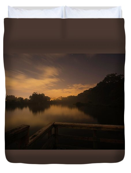 Moody View Duvet Cover