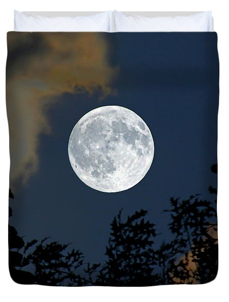 Moon Glo Duvet Cover