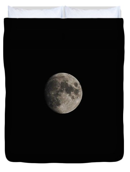 Moon Glow Duvet Cover by Eric Liller