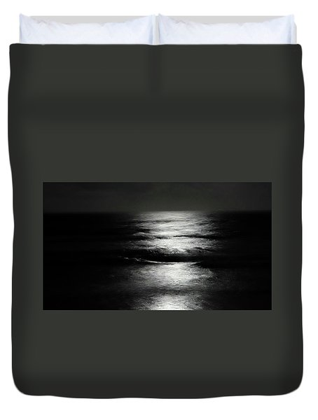 Moon Light Duvet Cover