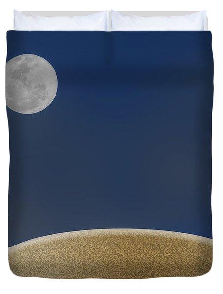 Moon Roof Duvet Cover