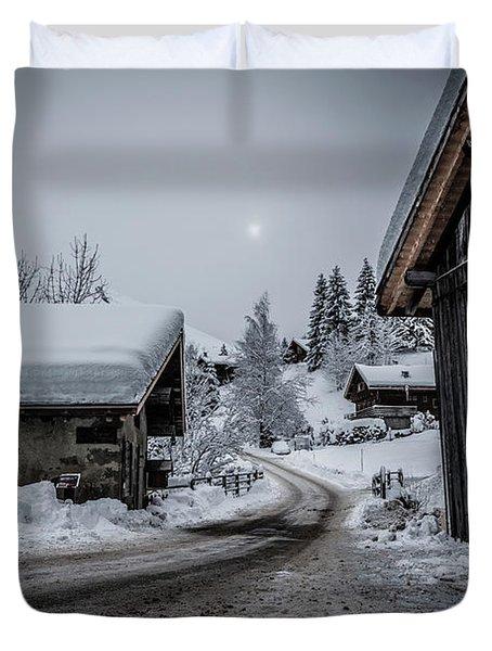Moon Walk- Duvet Cover