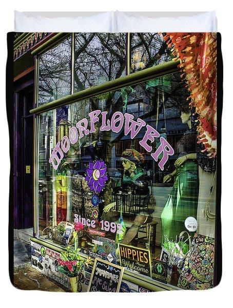 Moonflower Boutique Duvet Cover