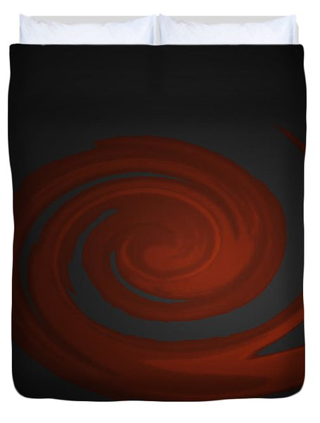 Moonglow Duvet Cover by Lenore Senior