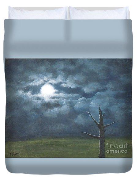 Moonglow Duvet Cover
