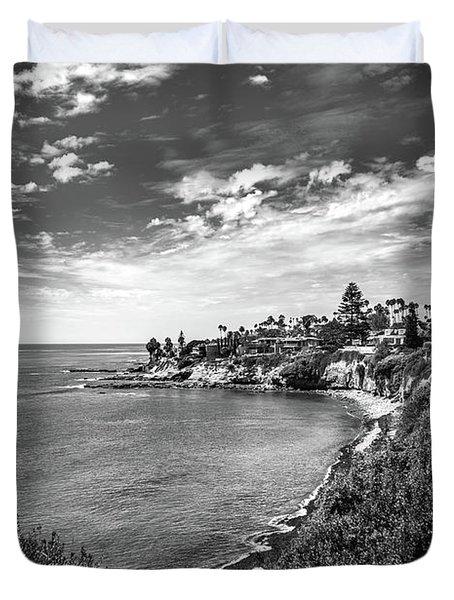 Moonlight Cove Overlook Duvet Cover