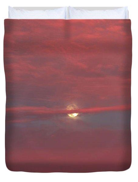 Moonrise Duvet Cover