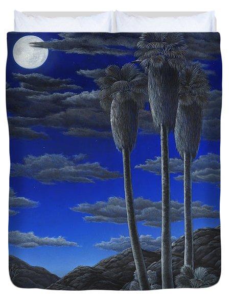 Moonrise Duvet Cover by Snake Jagger