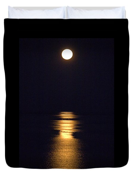 Moonstruck Duvet Cover