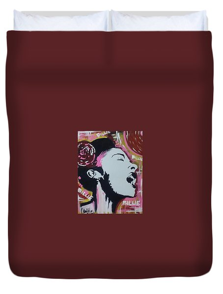 Moore Holidays Duvet Cover