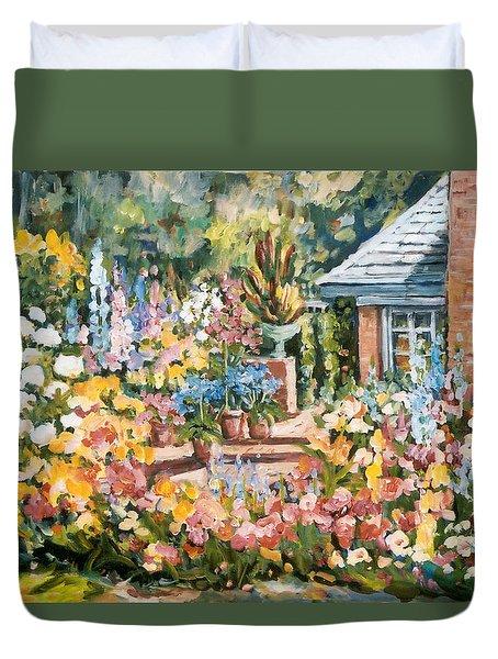 Moore's Garden Duvet Cover