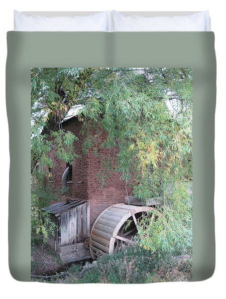 Mora Mill Duvet Cover