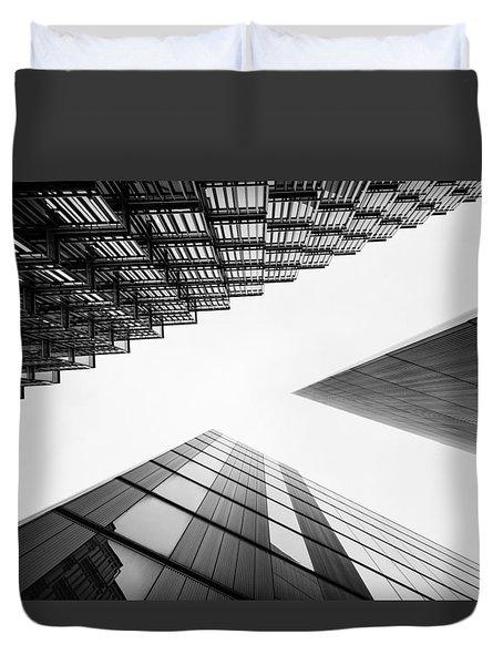 More London Duvet Cover by Matt Malloy