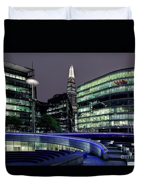 More London Riverside Duvet Cover