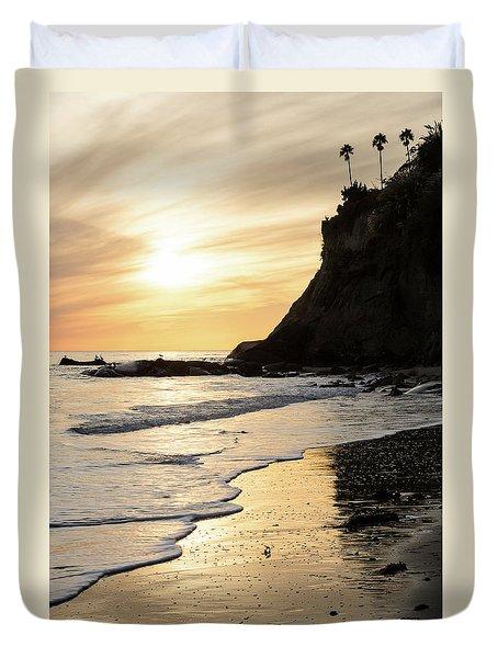 More Mesa Sunset West Duvet Cover