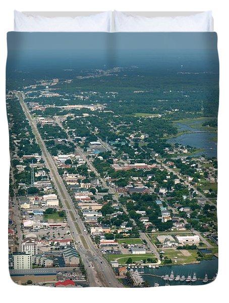 Morehead City Duvet Cover