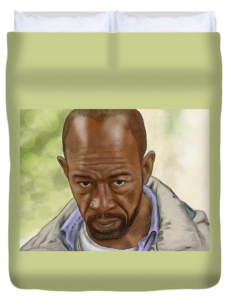 Morgan Duvet Cover