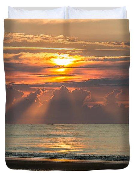 Morning Break Duvet Cover