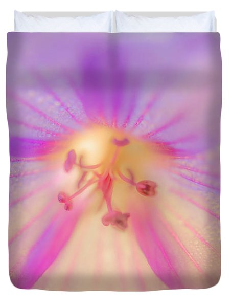 Morning Brilliance Duvet Cover